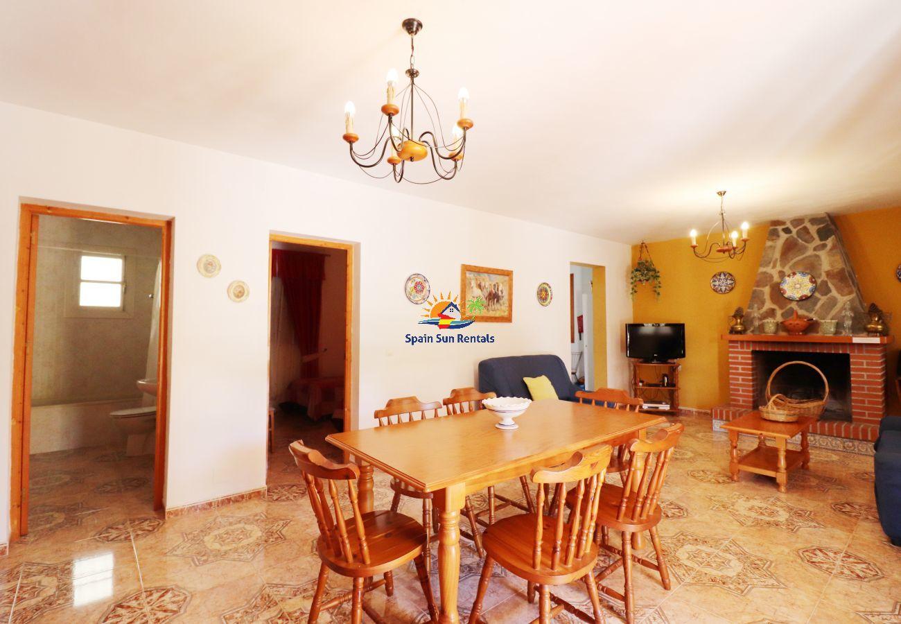 Villa en Nerja - 1142 Villa Castano