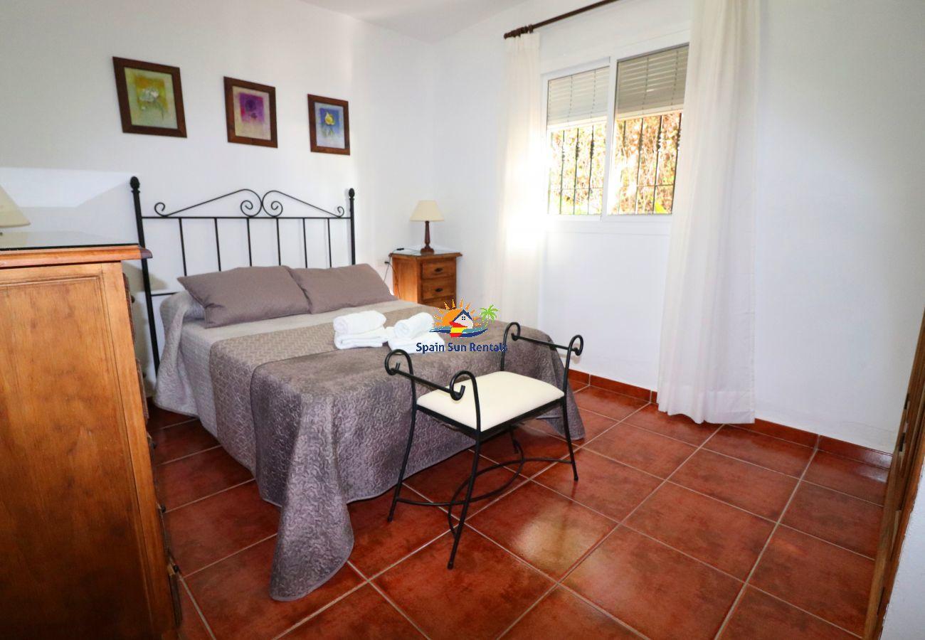 Villa en Frigiliana - 1143 Villa Serymar