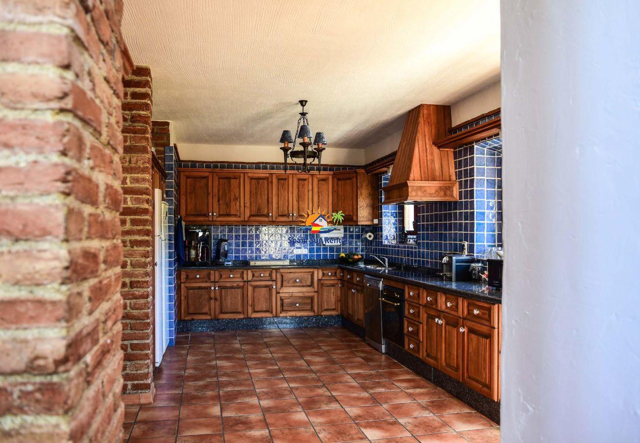 Villa en Frigiliana - 1144 Villa la Perla