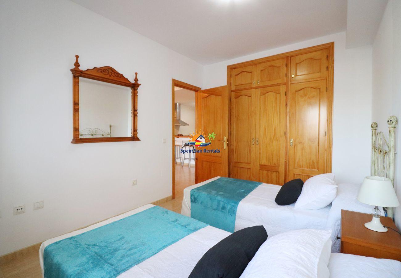 Apartamento en Torrox Costa - 1147 Apartment Alazan