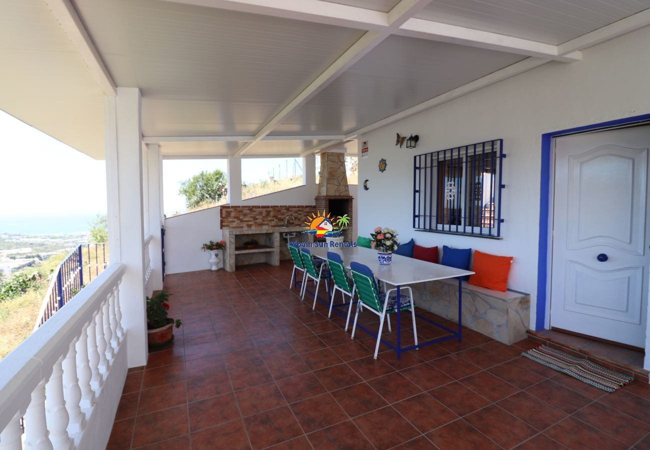 Villa en Torrox - 1166 Casa Lucia