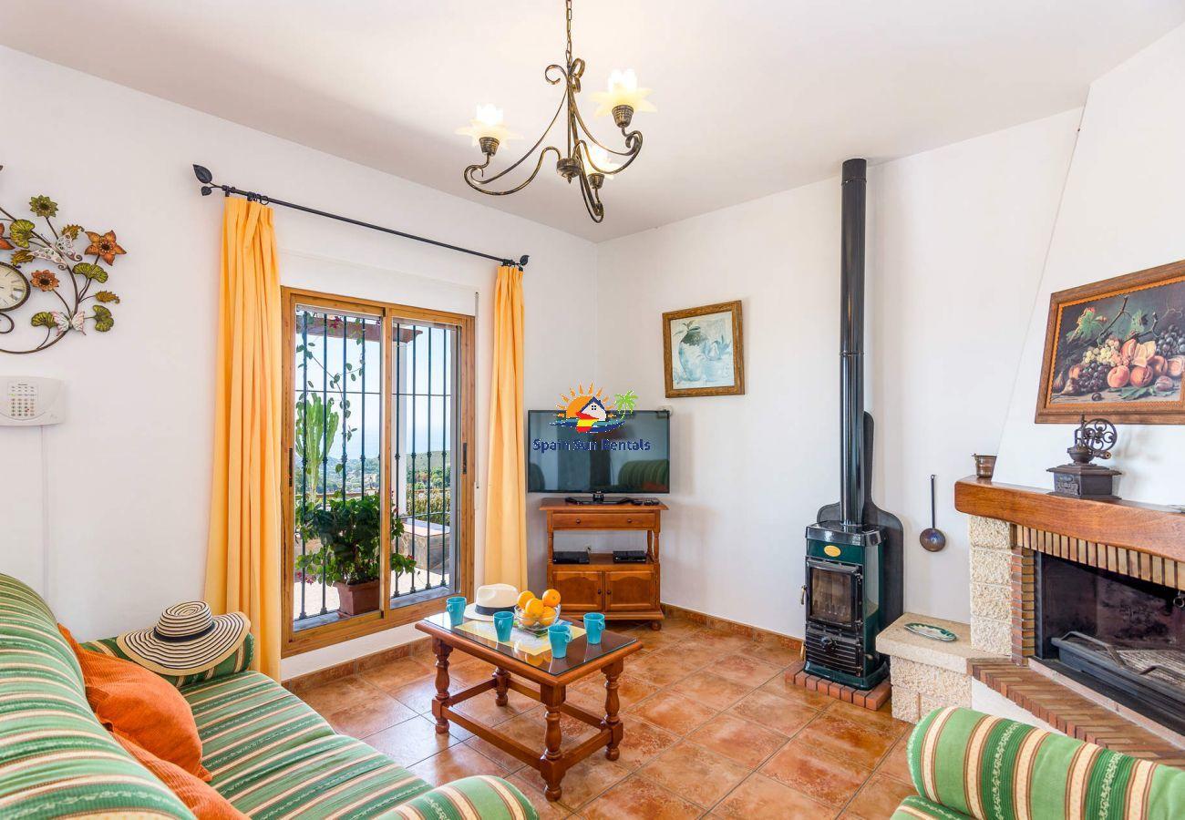 Villa en Frigiliana - 1161 Villa Fortes