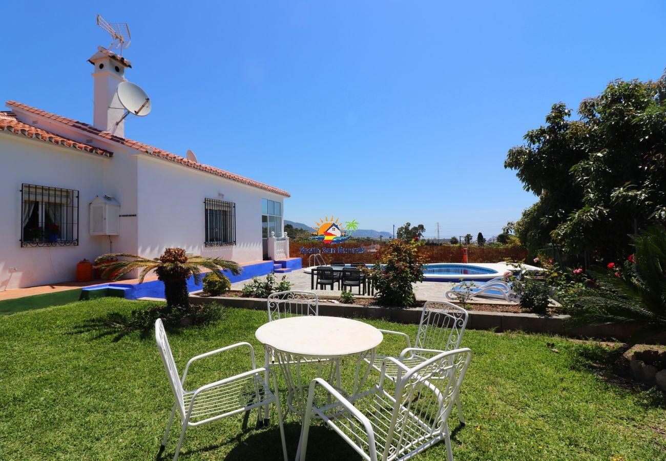 Villa en Nerja - 1163 Villa Paloma Romero