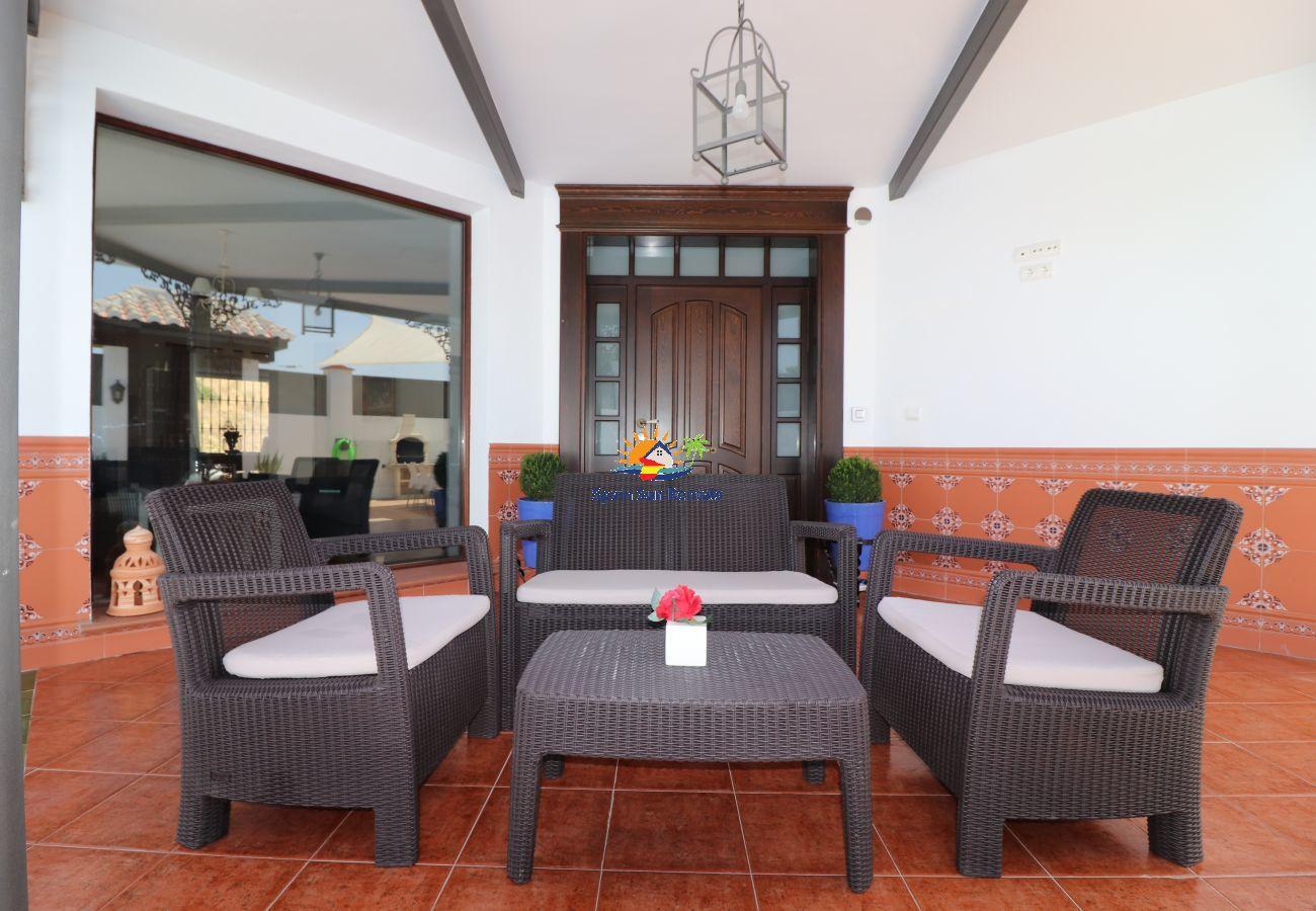 Villa en Frigiliana - 1170 Villa Rosemary