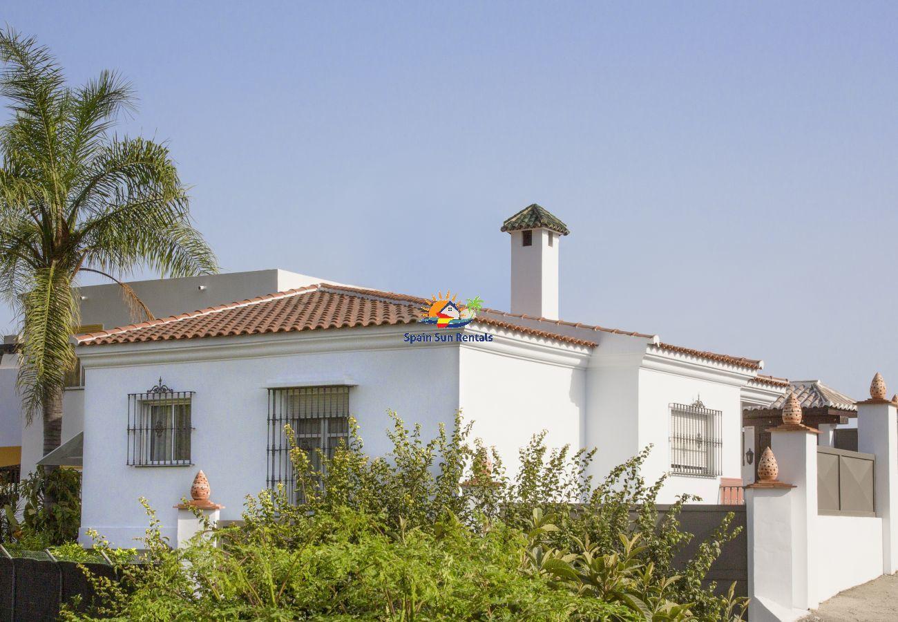 Villa en Nerja - 1170 Villa Rosemary