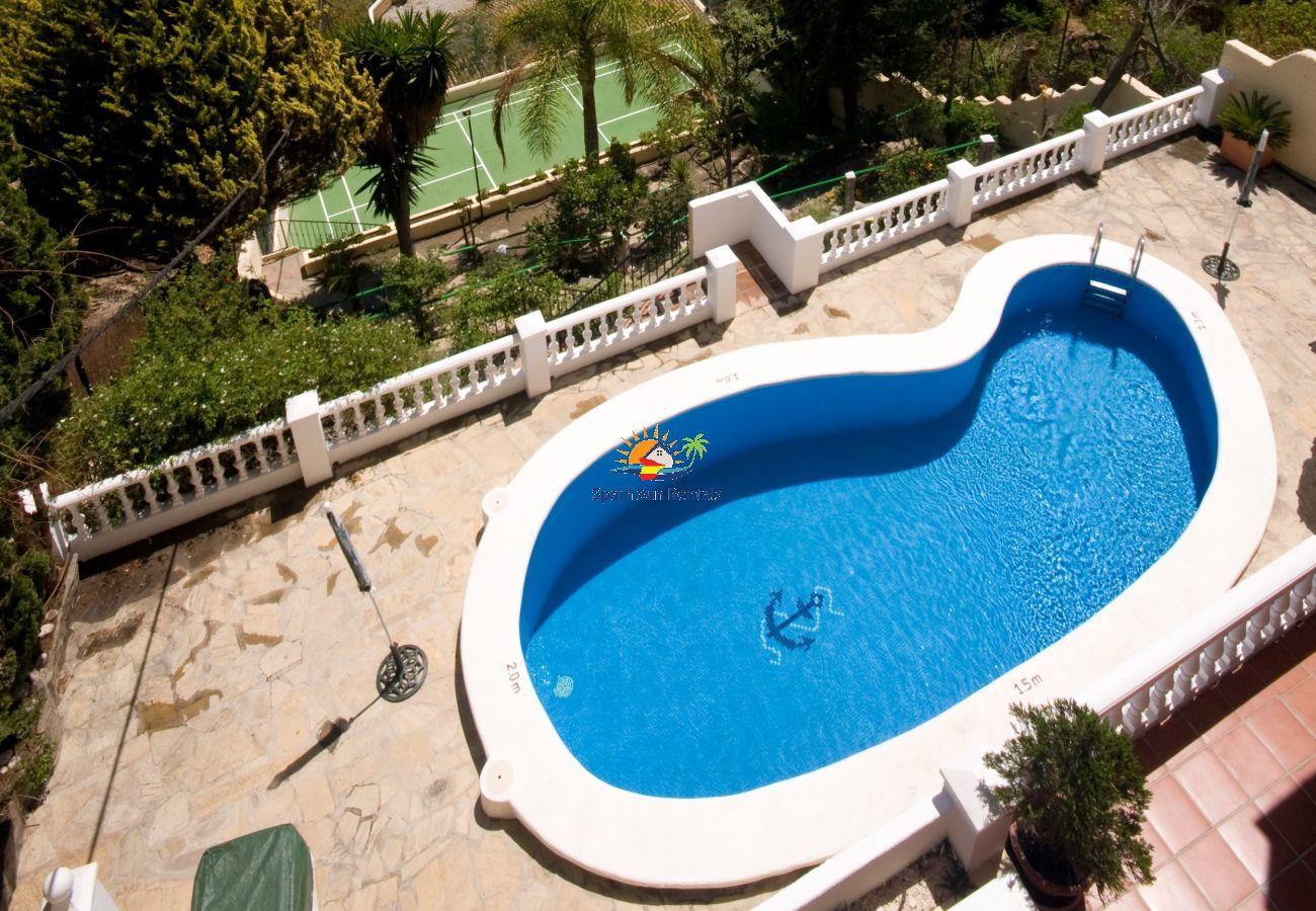 Villa en Nerja - 1173 Villa Terrazas