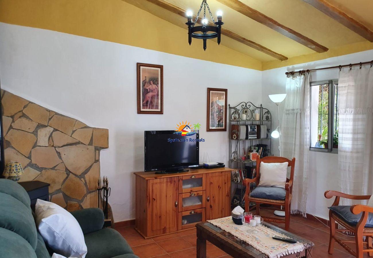 Villa en Frigiliana - 1156 Villa Anamari