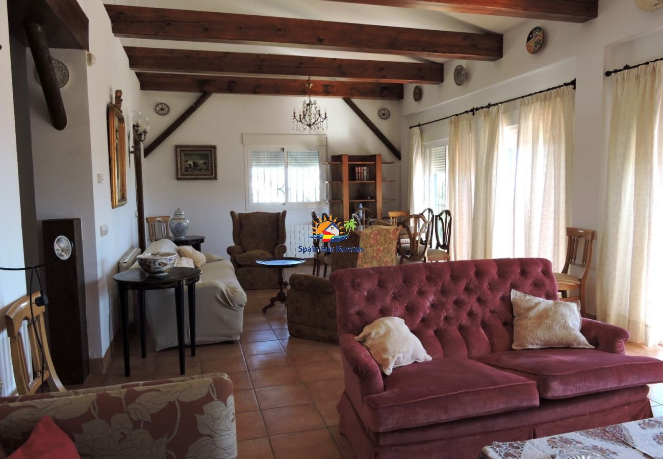 Villa en Frigiliana - 1178 Villa Morea