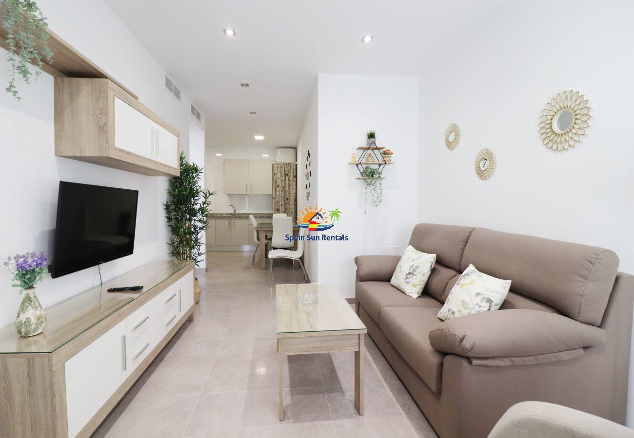 Apartamento en Nerja - 1181 Apartament Maquinilla A