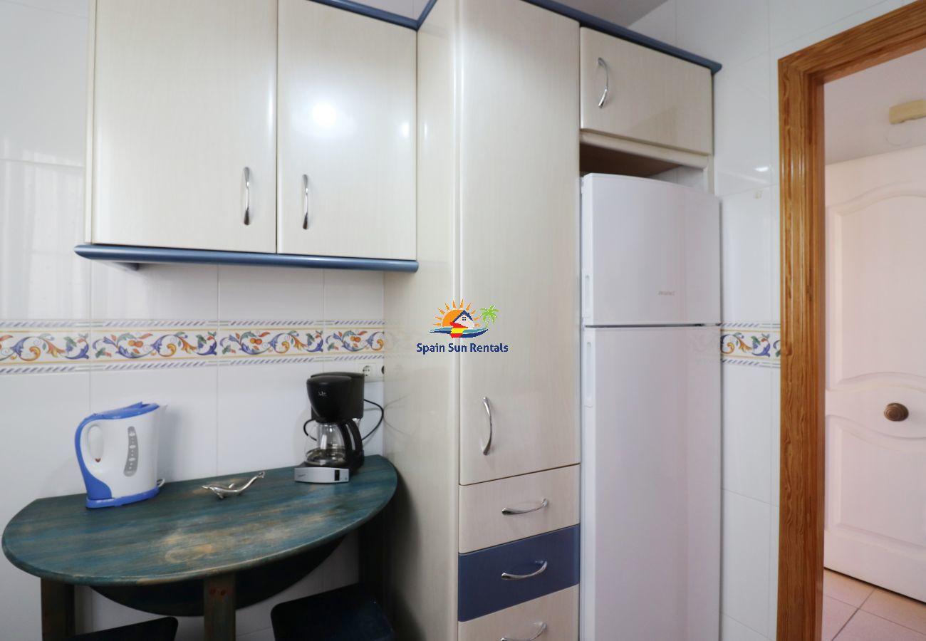 Apartamento en Nerja - 1189 Apartment Burrianabeach C