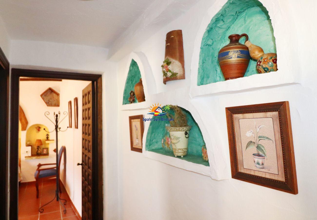 Villa en Frigiliana - 1138 Villa Damara