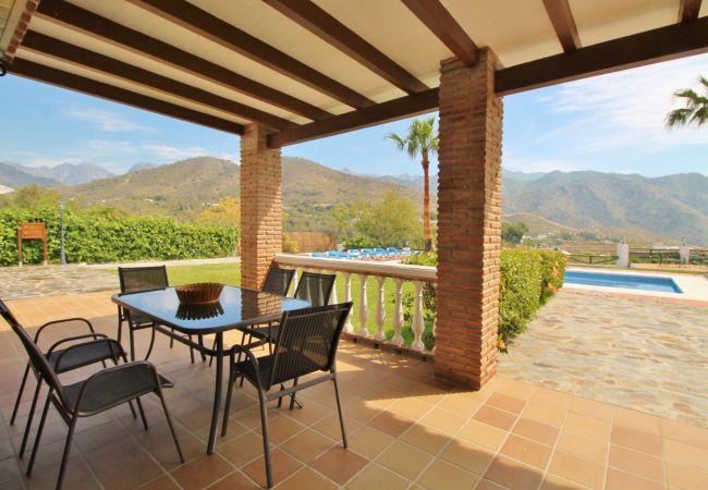 Villa in Frigiliana - 1009 Viila los Tablazos (Winter)