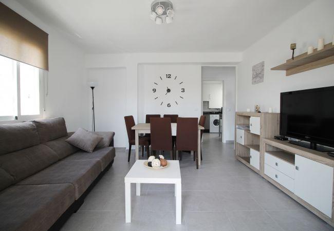 Apartment in Nerja - 1020 Apartment  Edf. Paco (Winter)