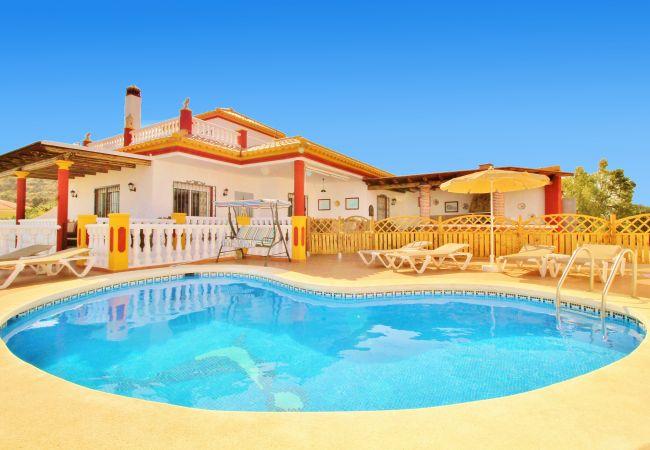 Villa in Torrox - 1006 Villa Cortijo Martin