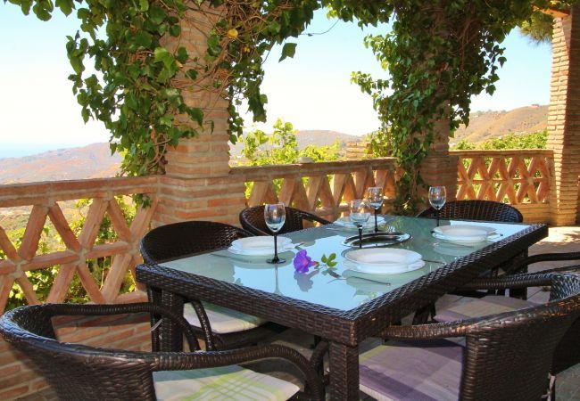 Villa/Dettached house in Frigiliana - 1075 Villa Rosa