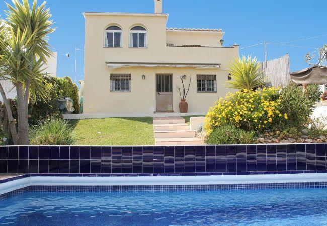 Villa in Nerja - 1030 Villa Feliz
