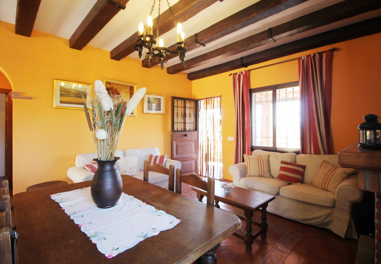 Villa in Frigiliana - 1069 Villa Cerezo