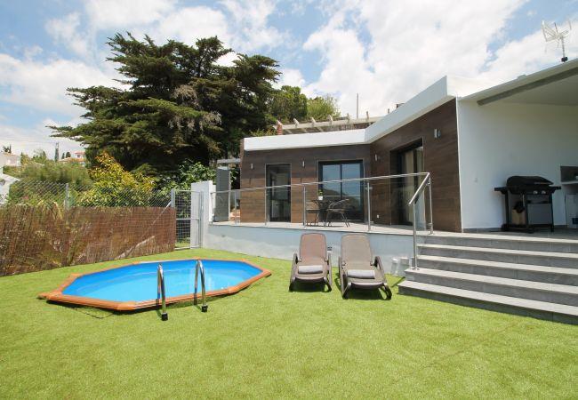 Villa/Dettached house in Frigiliana - 1086 Casita Alberto
