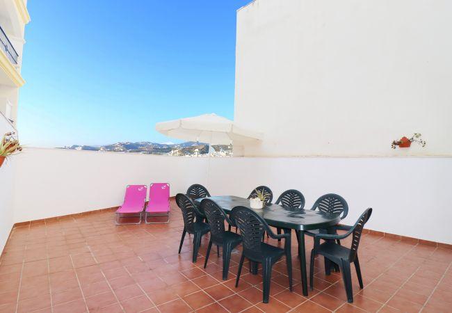 Apartment in Torrox Costa - 1147 Apartment Alazan