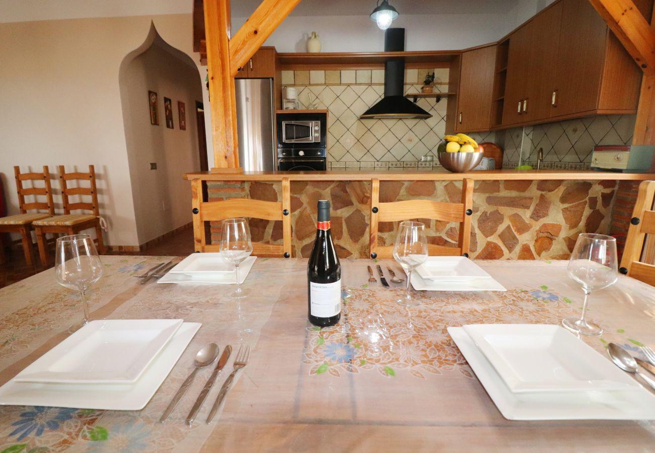 Villa in Torrox - 1152 Villa Panoramica