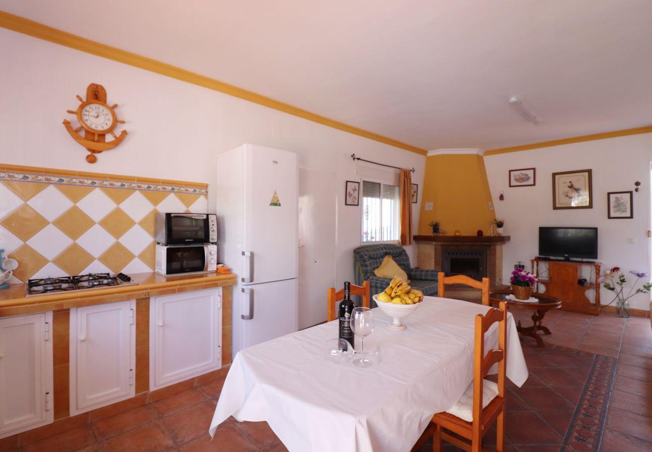 Villa in Torrox - 1166 Casa Lucia