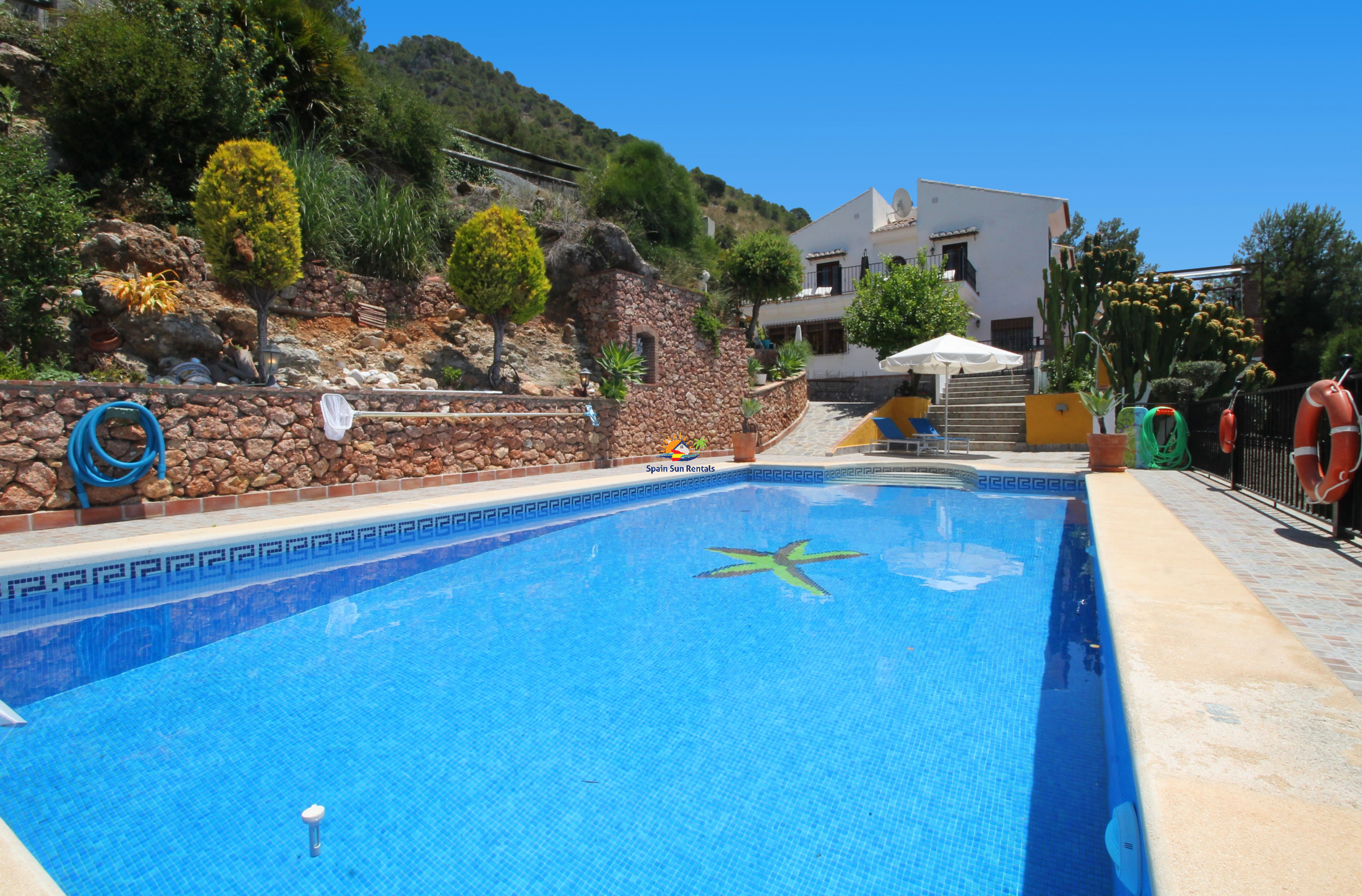 Villa/Dettached house in Frigiliana - 1094 Cortijo el Niño