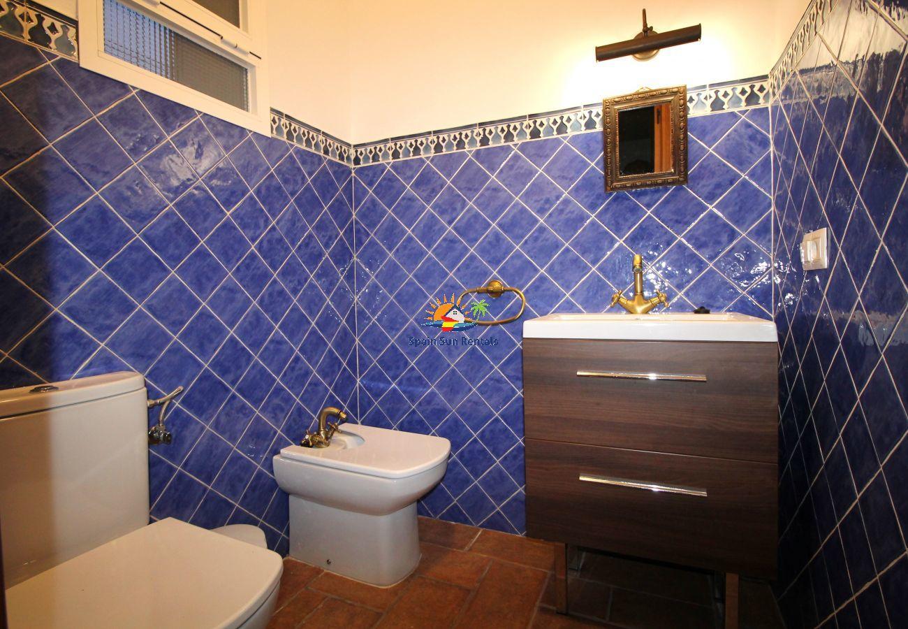 Villa in Nerja - 1035 Villa el Crucero