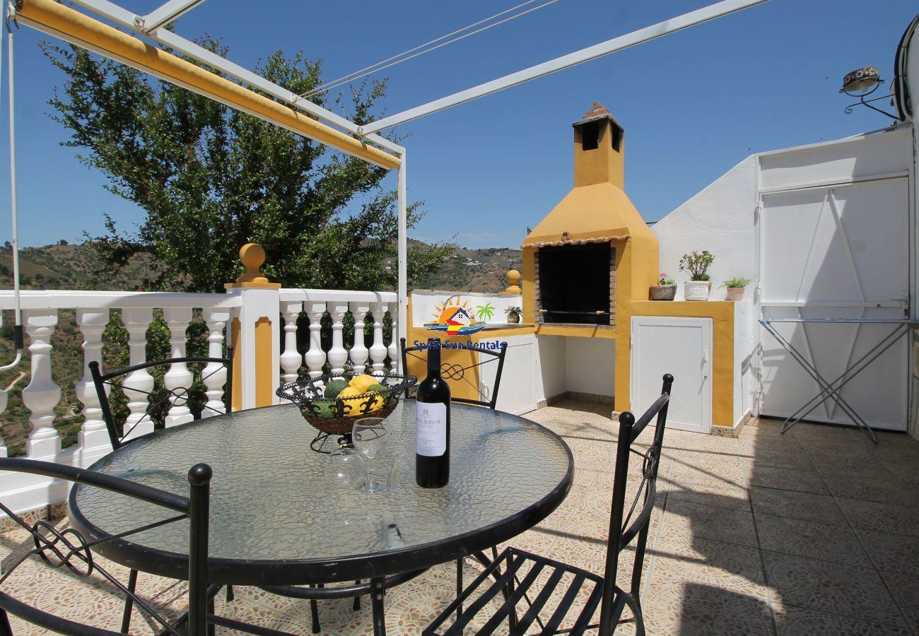 Villa in Torrox - 1090 Villa las Flores