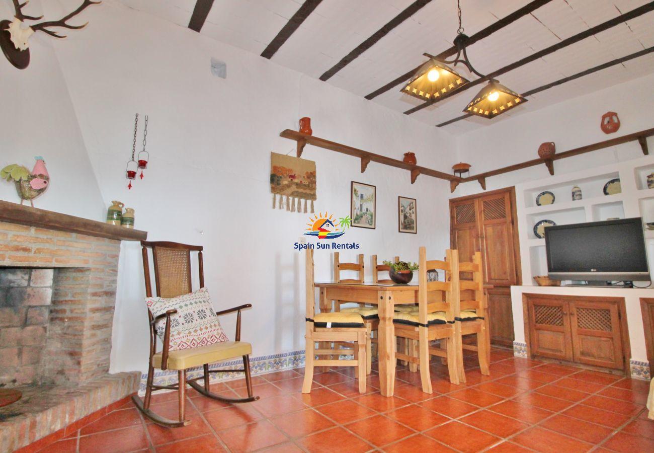 Villa in Frigiliana - 1065 Villa el Ventorrillo