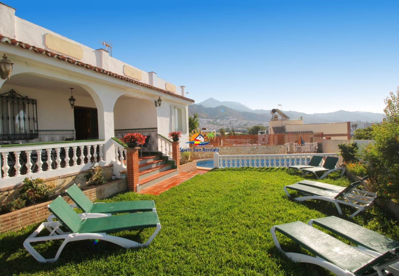 Villa in Nerja - 1022 Villa Jorge