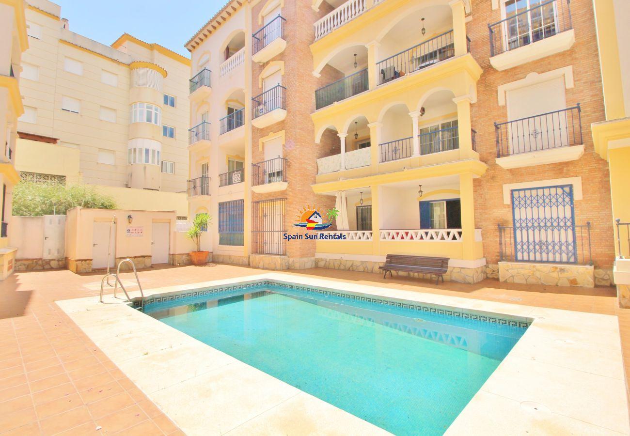 Apartment in Torrox Costa - 1043 Apartment Olga