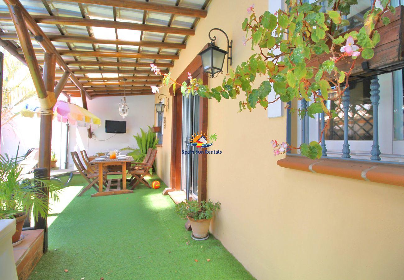 Villa in Nerja - 1096 Villa Mirto