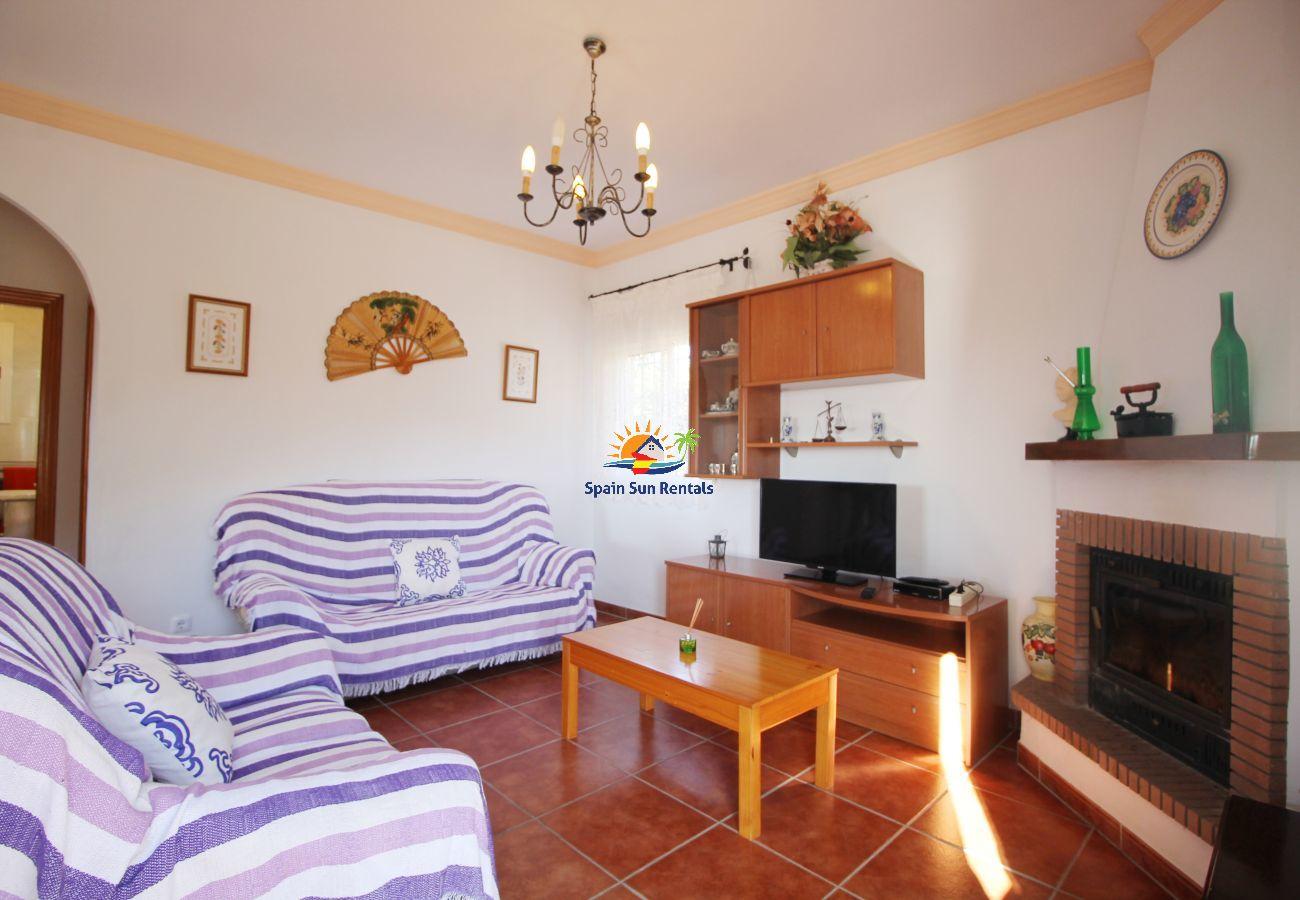 Villa in Frigiliana - 1084 Villa Manolo