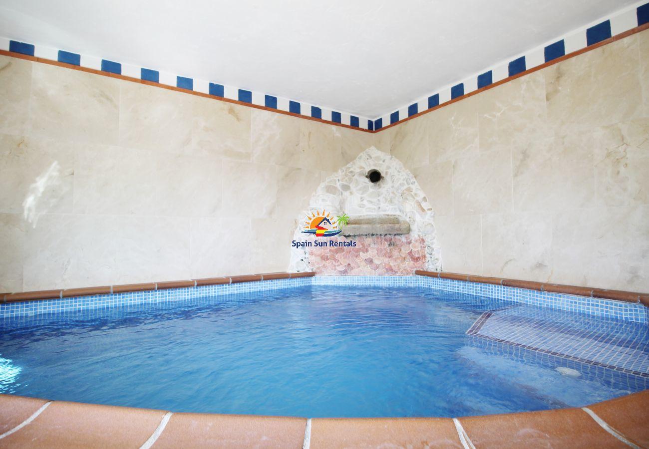 Villa in Torrox - 1049 Villa Benizan