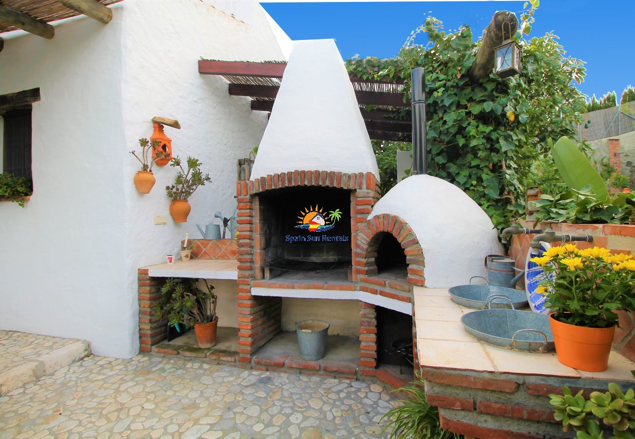 Villa in Frigiliana - 1079 Villa la Alberca