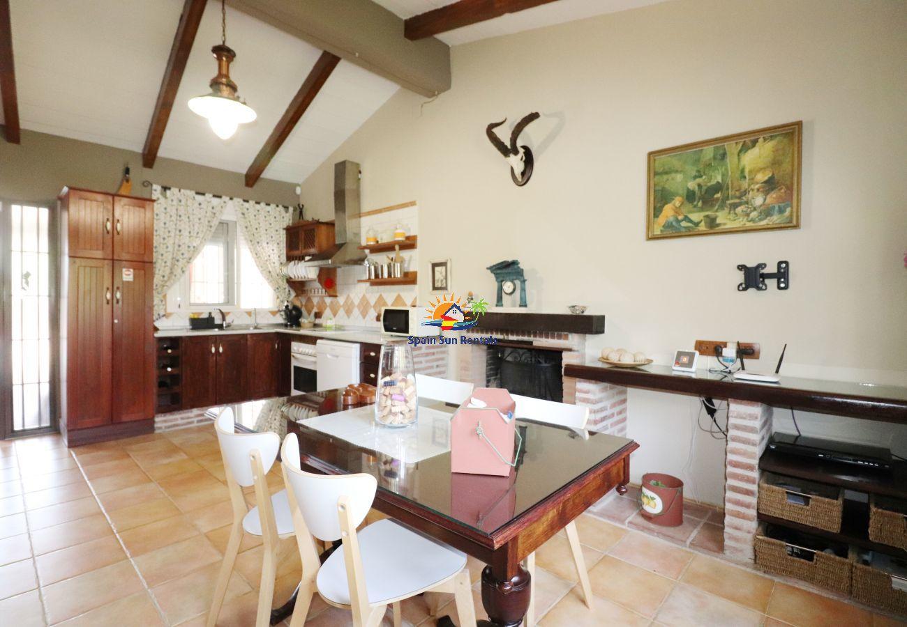 Villa in Frigiliana - 1012 Villa Paco