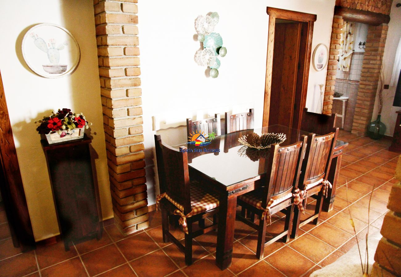 House in Nerja - 1052 Casa Patricia