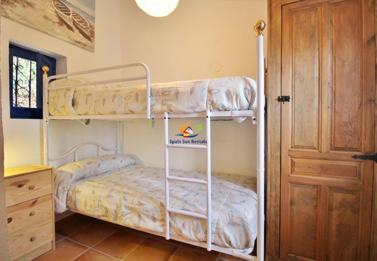 Villa in Frigiliana - 1039 Villa Cuatro Caminos