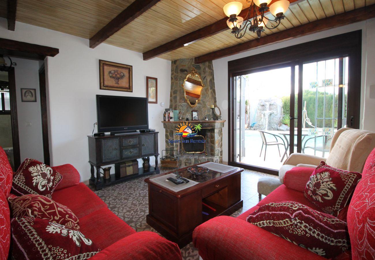 Villa in Nerja - 1102 Villa Cortijillo