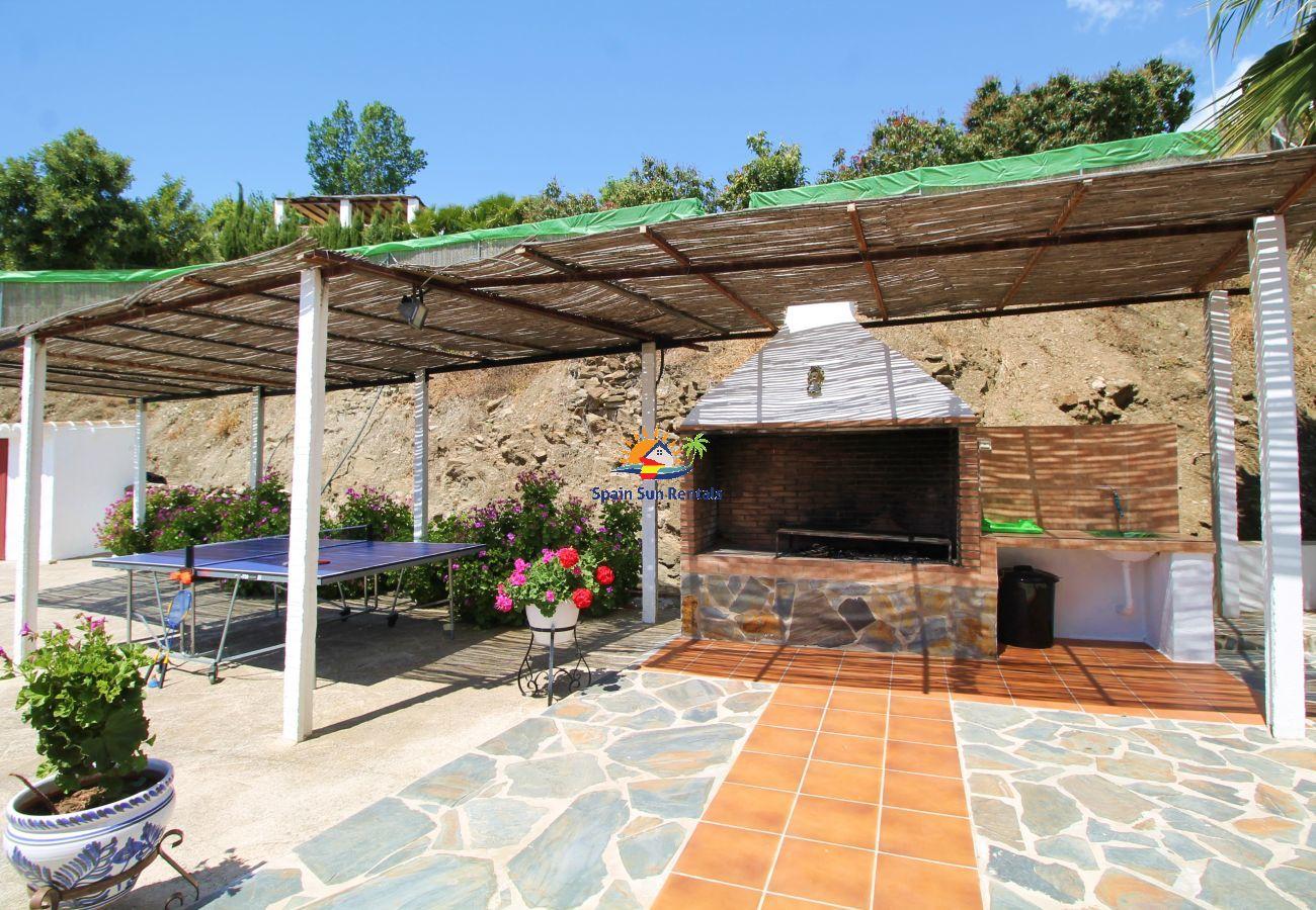 Villa in Frigiliana - 1076 Cortijo de la Musica
