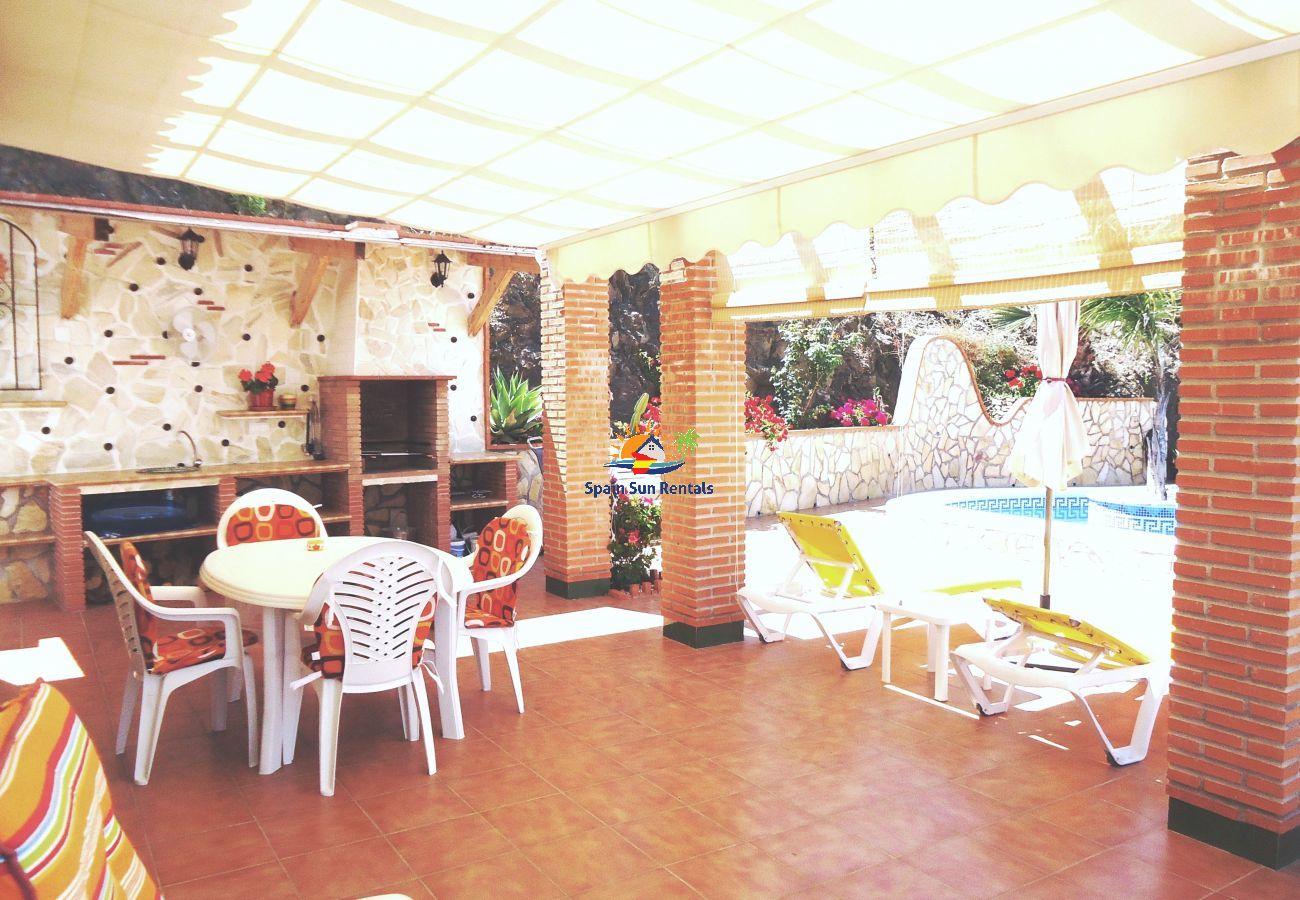 Villa in Torrox - 1051 Villa Al-Andalus