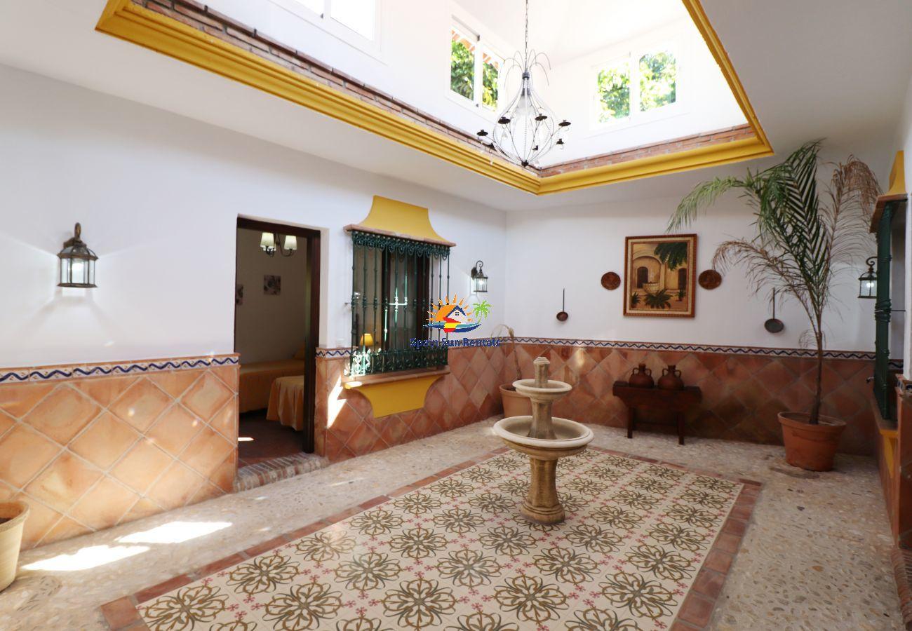 Villa in Nerja - 1103 Villa Maravillas