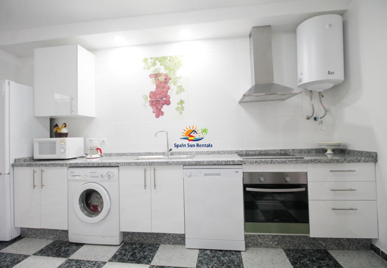 Villa in Nerja - 1070 Villa Rosario