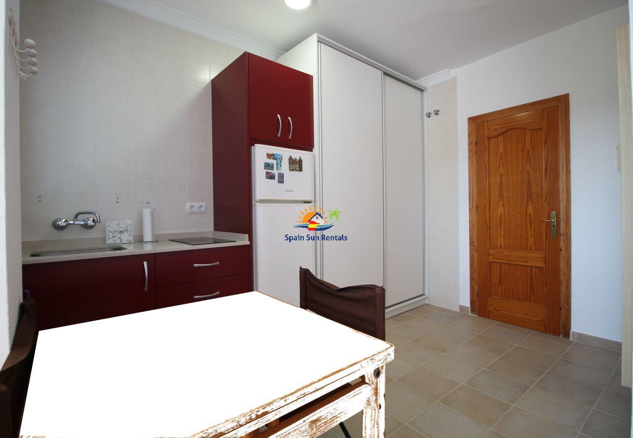 Studio in Frigiliana - 1061 Studio de la Torre