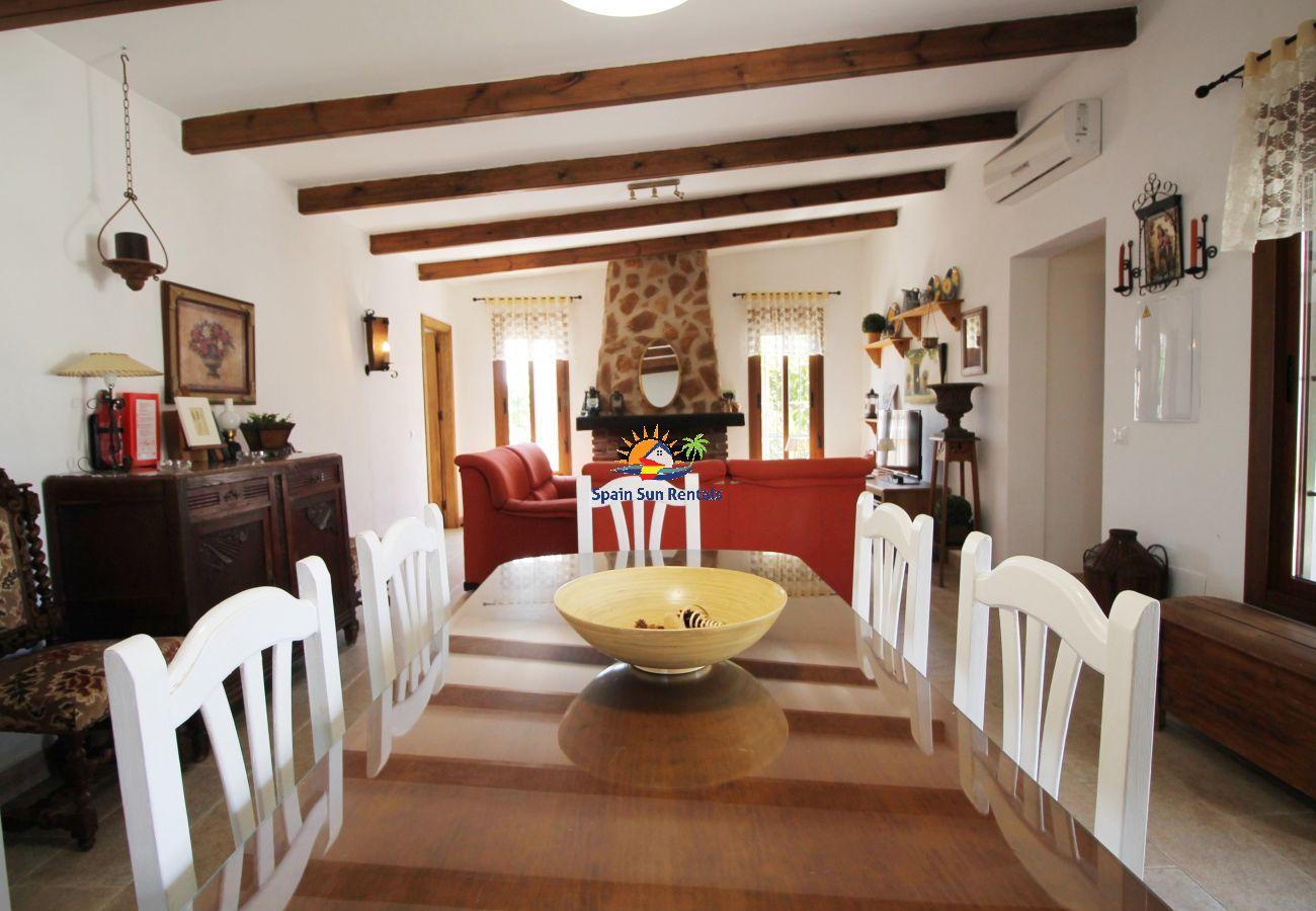 Villa in Nerja - 1098 Villa la Rambla