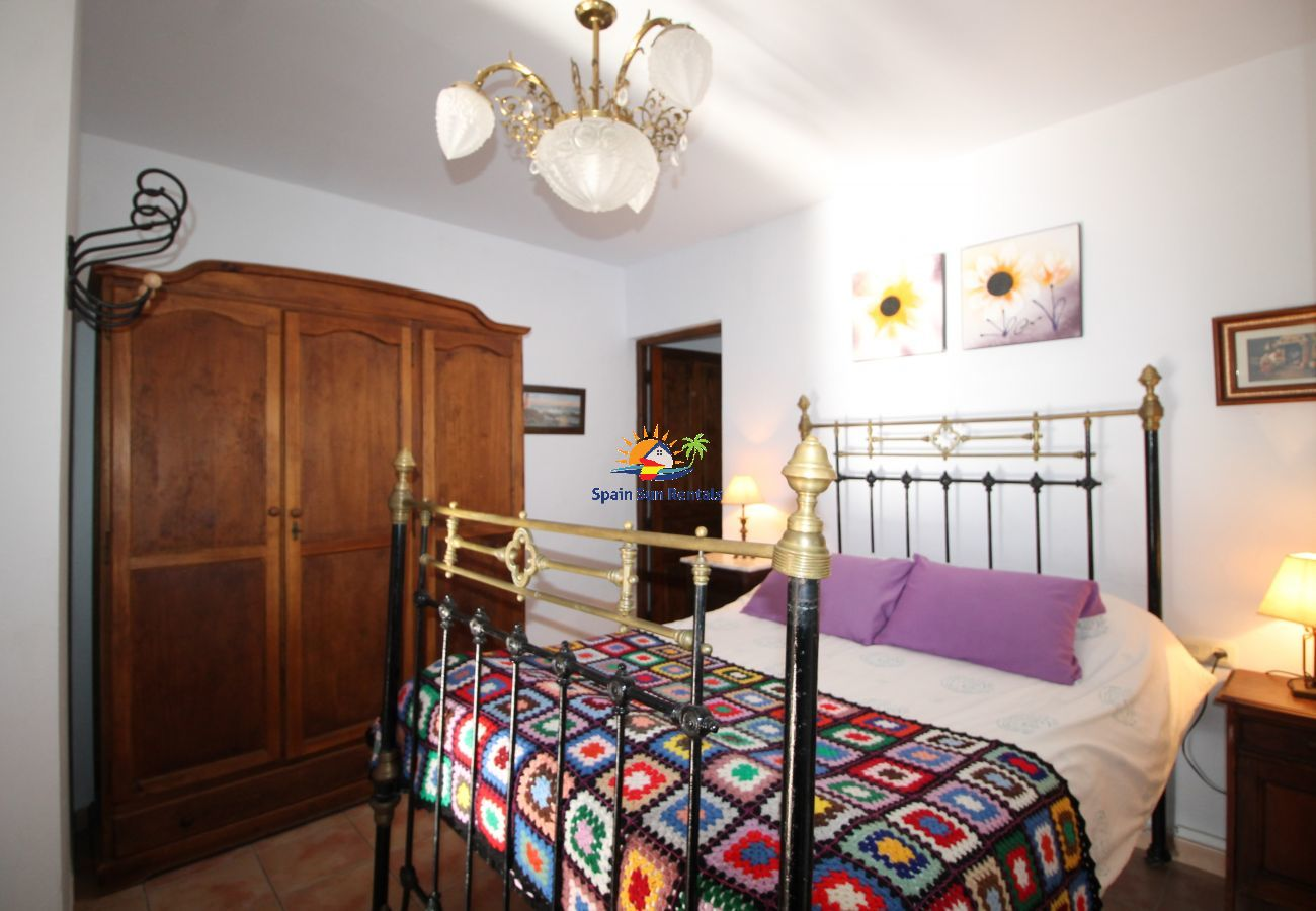 House in Frigiliana - 1082 Casa la Plaza