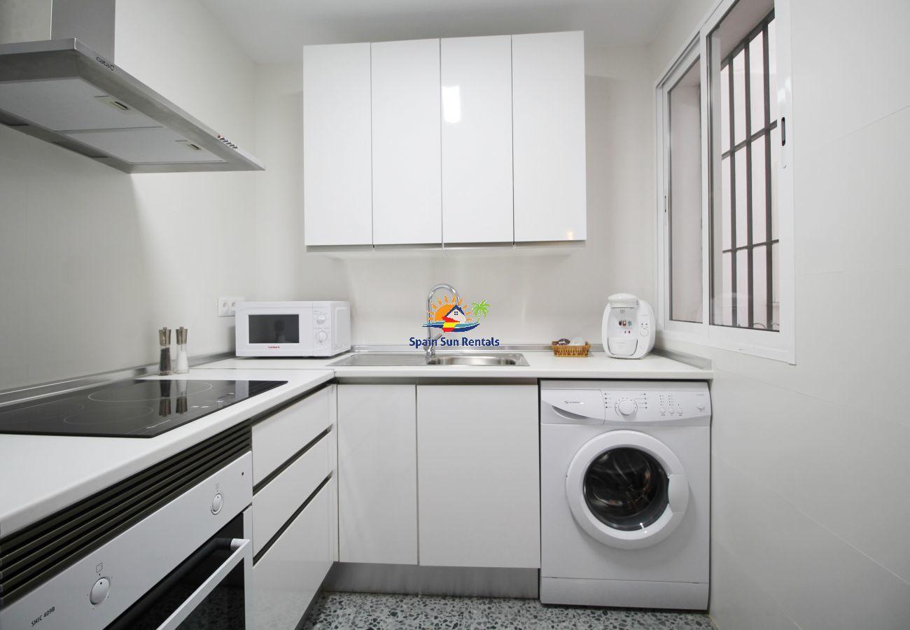 Apartment in Nerja - 1068 Apartment Cervantes