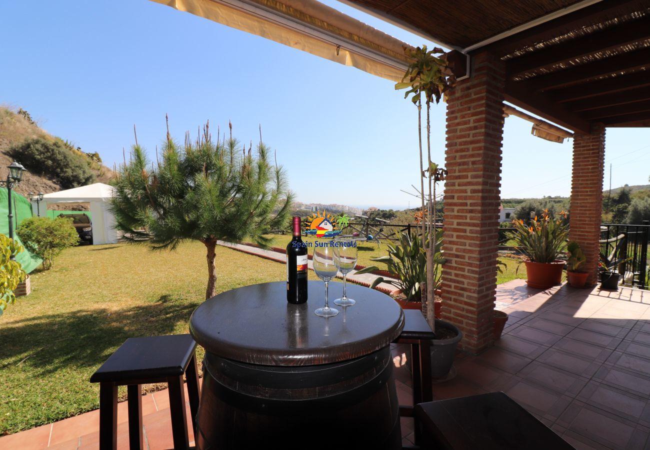 Villa in Torrox - 1093 Villa Magnolias