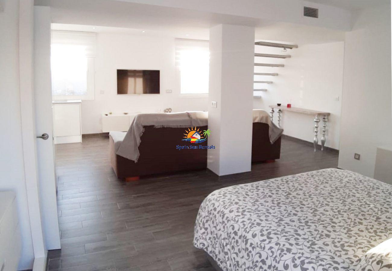 Studio in Frigiliana - 1034 Apartment Love