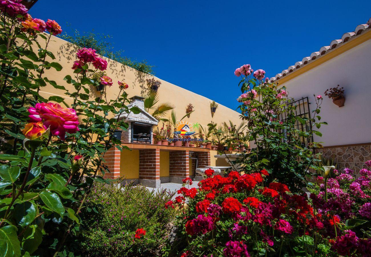 Villa in Nerja - 1110 Villa Isabel